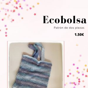 Patrón ecobolsa