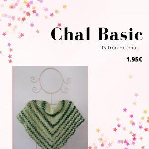 Patrón Chal Basic