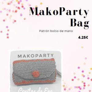 Patrón Mako party bag