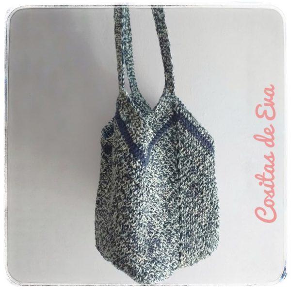 bolso ecofresh jade crochet cositaseva