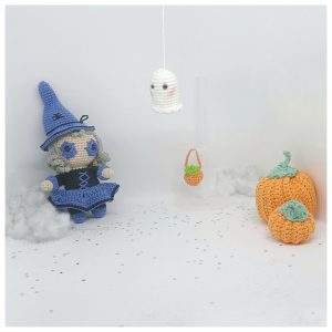 bruja hallowen crochet cositaseva hazloquetedelalana